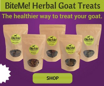 Bite Me Goat Treats