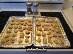 gluten free chicken strips recipe