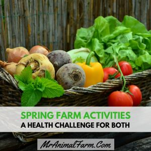 Spring Farm Activities - We Are Doing & So Should You!